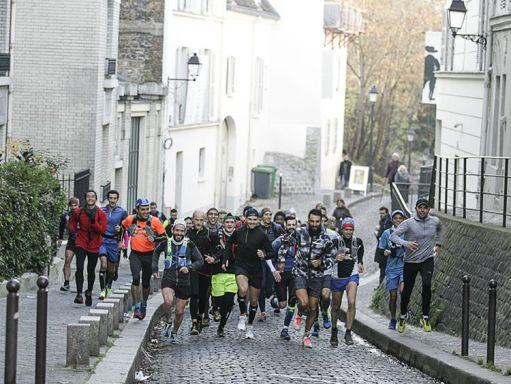 Town to trail à Paris