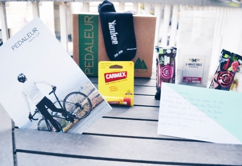 Box Pédaleur cycliste mars avis
