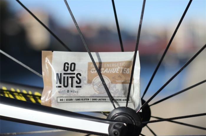 go nuts pedaleur